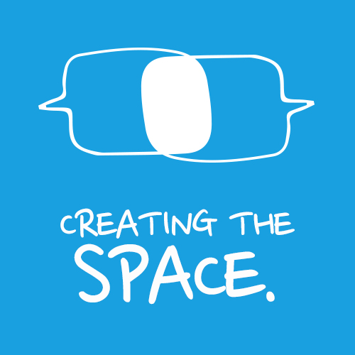 Creating the space