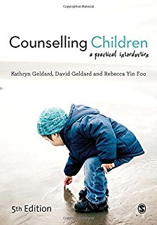 Geldard, K. and Geldard, D. (2013) Counselling Children: A practical introduction, revised 4th edition, London: Sage.